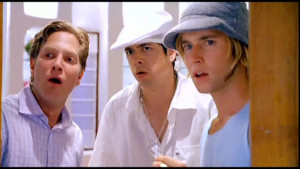 ... Arend from Pledge This! (2006) with Greg Cipes, Randy Spelling