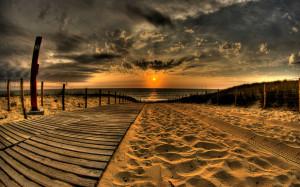 Beach Sunset Screensavers - HD Wallpapers