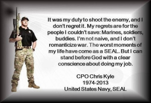 Chris Kyle- Never will be forgotten! RIP: Chris Kyle Quote, Patriots ...