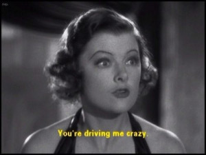 "Myrna Loy says what all the dinner guests are thinking - ""The Thin ..."