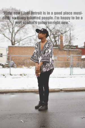 """Music  New Artist from Detroit Dej Loaf's """"Try Me"""" Track"""