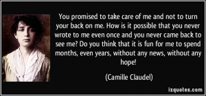 quote-you-promised-to-take-care-of-me-and-not-to-turn-your-back-on-me ...