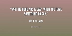 good writer quote 1