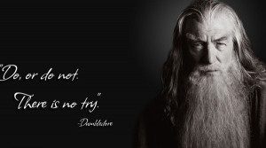 quotes wrong the lord of the rings yoda ian mckellen dumbledore ...