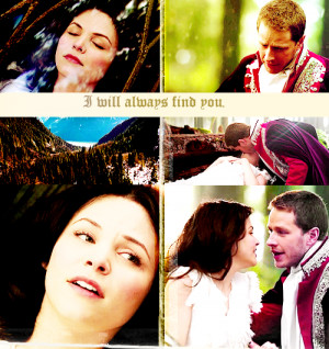 Once Upon A Time Prince Charming & Snow White