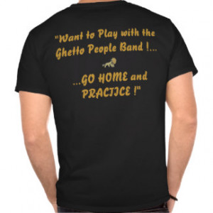 Ghetto People T-Shirt