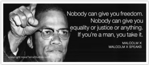 Malcolm X Facts