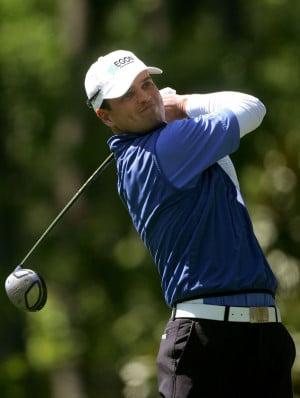 Zach Johnson Pro Golfer...