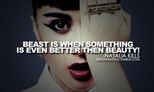 175 notes tagged as natalia kills natalia kills quotes quotes quote
