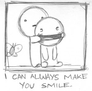 can always make you smile by boobookittyfuck