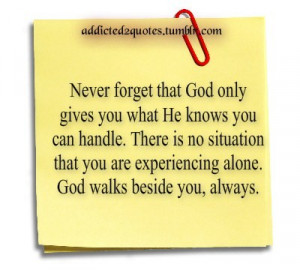 Inspirational Quotes And Sayings About God