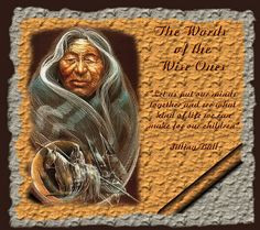 native american spiritual quotes | Native American Quotes and Sayings ...