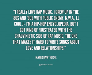 Rap Love Quotes Portal...