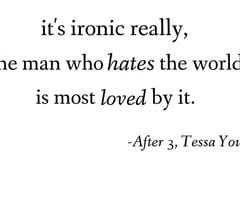 After Fanfiction Tessa Quotes After 3 omg