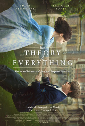 New Poster for @FocusFeatures THE THEORY OF EVERYTHING With Eddie ...