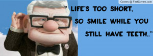 Up Movie - Quotes. Profile Facebook Covers