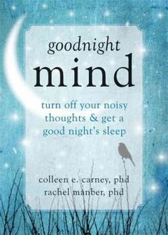 to restful sleep, offering evidence-based cognitive behavioral therapy ...