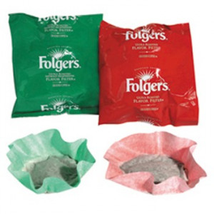 Folgers Coffee Ultra Flavor Filters Ground Coffee 160 1 2oz Bags