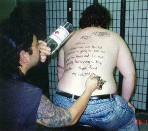 funny tattoo for quotes messege picture funny tattoo for quotes ...