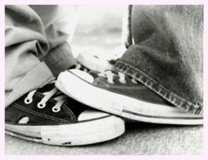 converse love - converse-shoes Photo