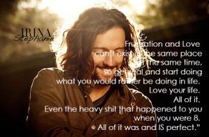 Jason Mraz's Quote