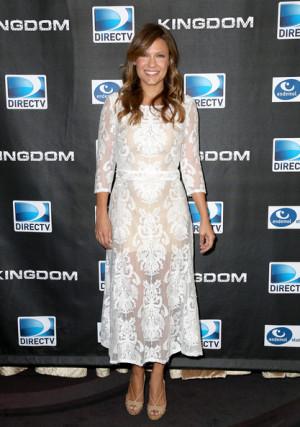 Kiele Sanchez Actress Kiele Sanchez attends DIRECTV presents KINGDOM