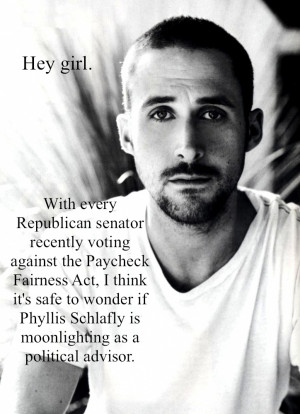Feminist theory never looked so good. Now in book form! Feminist Ryan ...