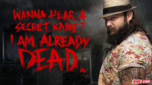 Bray Wyatt revealed: photos