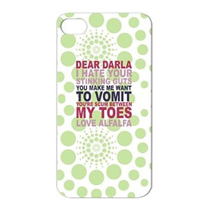 .com: Dear Darla, Love Alfalfa 90s Kids Movie Funny Quotations Quotes ...