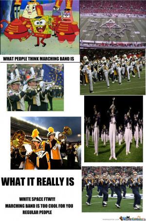 Trombone Marching Band Meme