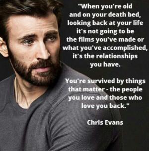Happy Birthday Chris Evans aka Captain Hottie