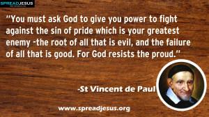 St Vincent de Paul QUOTES HD-WALLPAPERS DOWNLOAD:CATHOLIC SAINT QUOTES ...