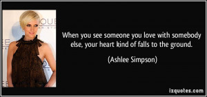 More Ashlee Simpson Quotes