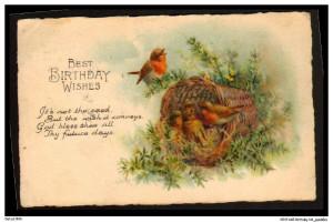 VINTAGE Birthday 116_quaddles by quaddles