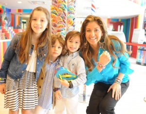 candy bar hosts lucas bacardi shriftman s 5th birthday party
