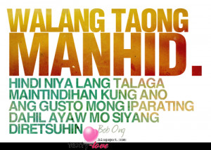 texty- love qoutes: Tagalog Love Qoutes Images 2