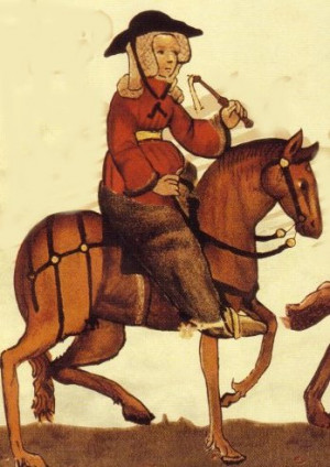 Canterbury tales chaucers approval for the wife of bath