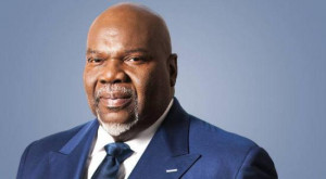Bishop T. D. Jakes has always been an inspiration to many women across ...