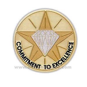 Commitment To Excellence #1