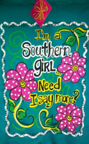 Cute Southern Girl Quotes