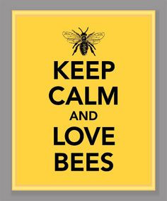 Beekeeper Decal - I Love Honey - Honey Bee Decal - Car Sticker ...
