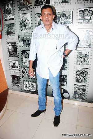 Mithun Chakraborty Photo...