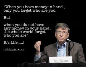 10 Famous & Inspiring Quotes of Bill Gates