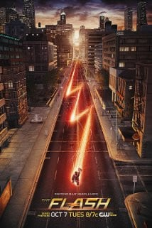 The Flash (2014) Poster