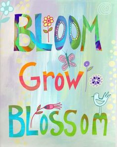 quotes - bloom