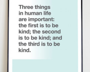 Typographic quote poster, Henry Jam es print A3, words full of wisdom ...