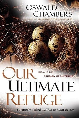 Our Ultimate Refuge: Job and the Problem of Suffering