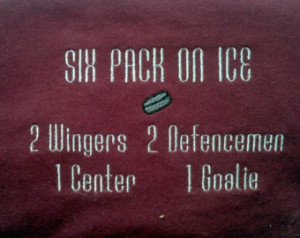 The Best Popular items for hockey sayings
