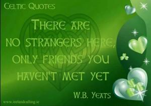 Celtic quote