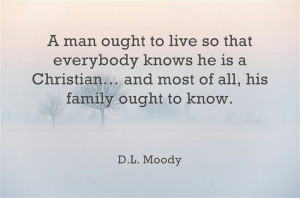 DL Moody